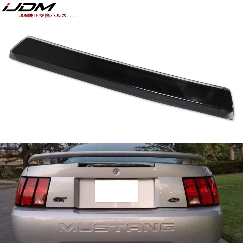 iJDM Super Bright Taillight Brake Light Rear Fog Driving 3rd 4th All In One LED Rear