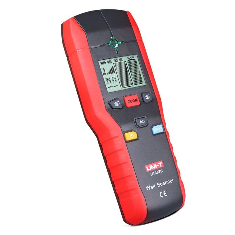 Escáneres de pared UNI-T UT387B Medidores ferrosos Detectores de - Instrumentos de medición - foto 2