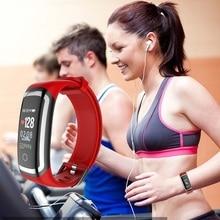 hot deal buy watch women sanda m4 sports smart watches sleep tracker message reminder heart rate monitor rectangle digital women wristwatches