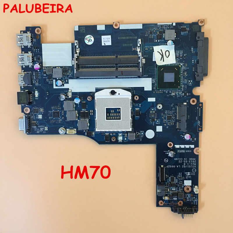 Материнская плата PALUBEIRA для lenovo Ideapad G500S с чипсетом SJTNV HM70 высокого качества и чипсетом DDR3 VILG1/G2 LA-9902P