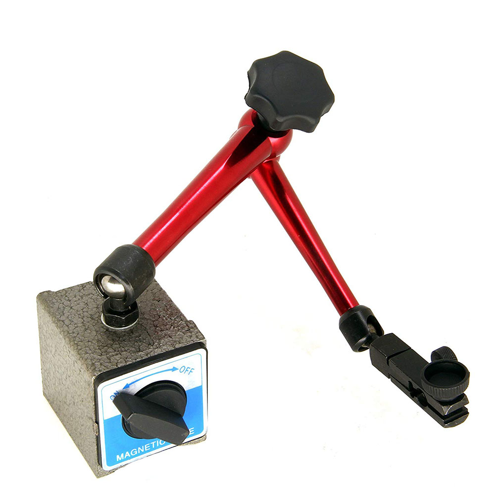 Dial Base Stand Test Universal 350mm Dial Holder Magnetic Flexible Lever Height Tool Indicator Indicator For