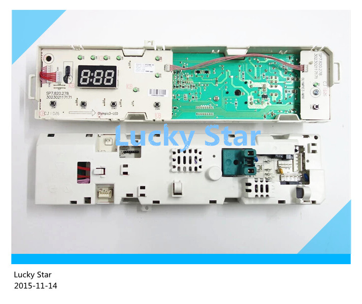 95% new good High-quality for Little Swan washing machine Computer board/TG53-1018E(S) X1018E(S) 301330500002 board95% new good High-quality for Little Swan washing machine Computer board/TG53-1018E(S) X1018E(S) 301330500002 board