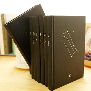 Image 2 - 2020 עשר קבוצות כוכבים מתכנן יומן מזל שור ספר תאומים מחברת משרד מכתבים סטודנטים 19/13 cm
