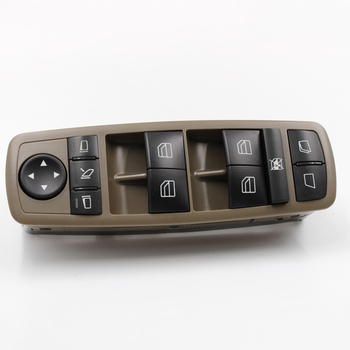 High Quallity Left Front Door Window Mirror Master Switch Hot Selling For Mercedes-Benz GL R Class 2518300390/A2518300390