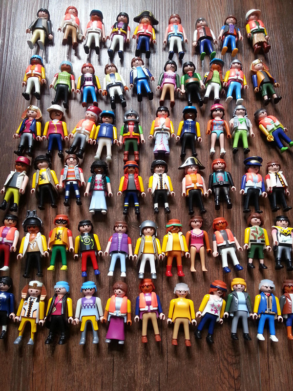 detail feedback questions about 10pcs lot original playmobil action
