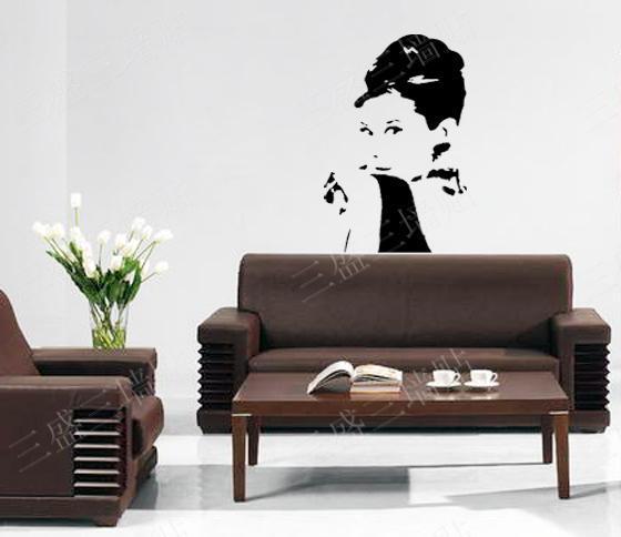 오드리 햅번 벽 장식-저렴하게 구매 오드리 햅번 벽 장식 ...