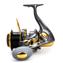 Sea Fishing Reel 12BB+1RB Surfcasting Fishing Reel Long Distant Wheel for Saltwater 8000/9000 series drag 24kg/52lb Fishing reel