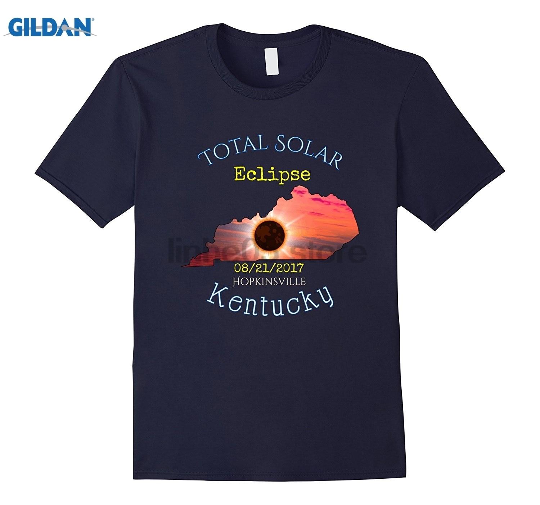 GILDAN Hopkinsville KY Total Solar Eclipse t-shirt Kentucky summer dress T-shirt