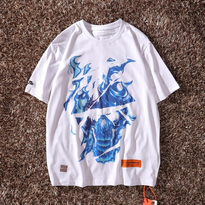 f95104aac7f Heron Preston футболки для мужчин женщин Высокое качество Уличная  повседневное Heron Preston футболки с коротким рукавом Heron Preston -  b.brianholliday.me