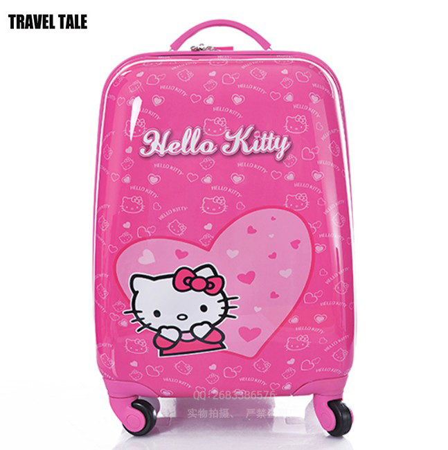 Compare Prices on Hello Kitty Rolling Suitcase- Online Shopping ...