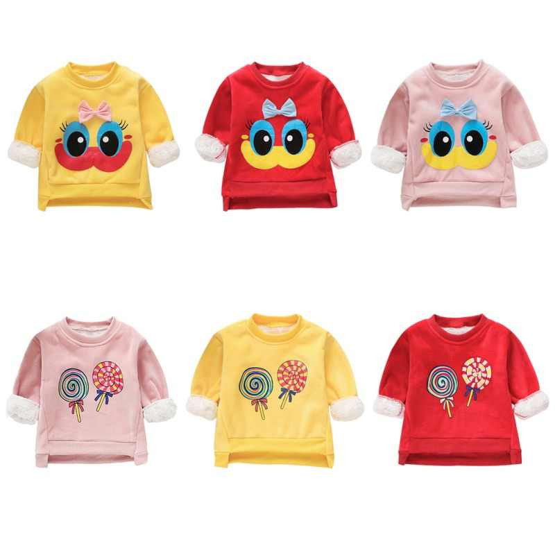 65ac00a7729e Detail Feedback Questions about Baby Sweaters Bebe Cartoon Warm ...