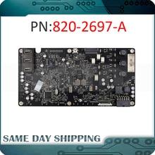 "Placa lógica 661 5544 820 2697 a para a apple led cinema display 27 ""a1316 placa mãe mainboard mc007 2010 ano"