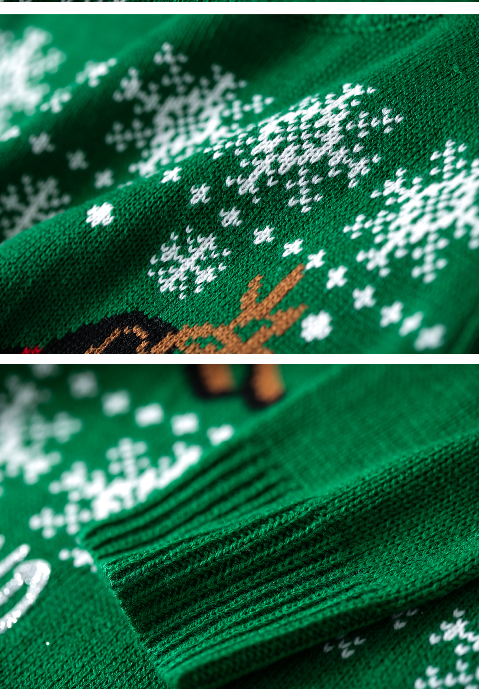HTB17jHqmvNNTKJjSspcq6z4KVXae - Christmas Sweater Cute Dachshund Embroidery Snow Letter Women Pullovers Long Sleeve Knitting Outwear PTC 287