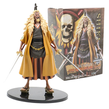 Anime One Piece The Grandline Men SHIKI DXF Action Figure Collectable Model Toys Doll Figurine цена и фото