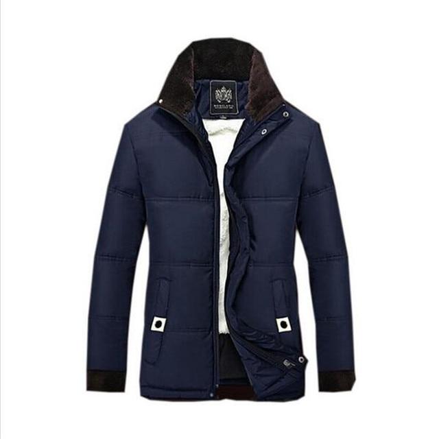 Aliexpress.com : Buy Delicate Design Man Thick Warm Coats Plus ...