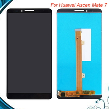 100%Tested OK For Huawei Ascend Mate 7 MT7-TL10 LCD Display with Touch Screen Digitizer Assembly Replacement IN Stock with frame lcd display touch screen digitizer assembly replacement for huawei ascend mate 7 free shipping