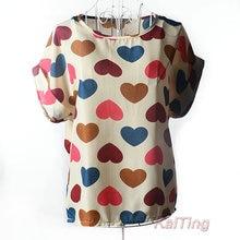 Batwing Sleeve Women Blouses Clothing Casual Chiffon Shirt Blusas Tops