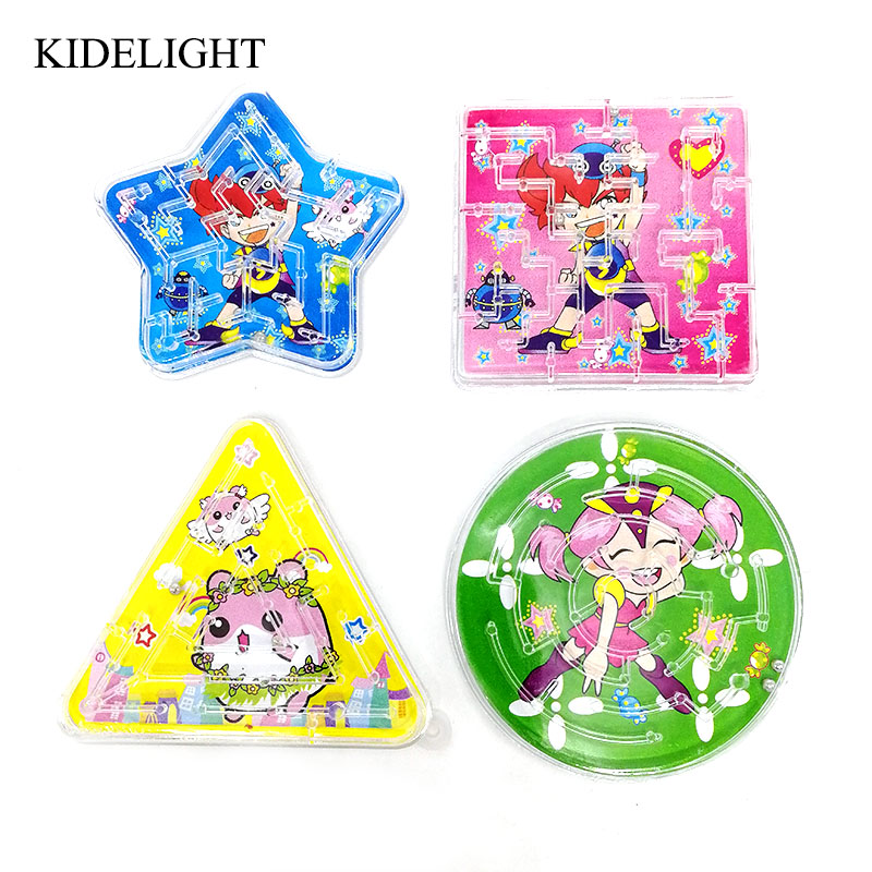 10pcs Kids Birthday Party Favor Pin Ball Game Toy Baby Shower Favor