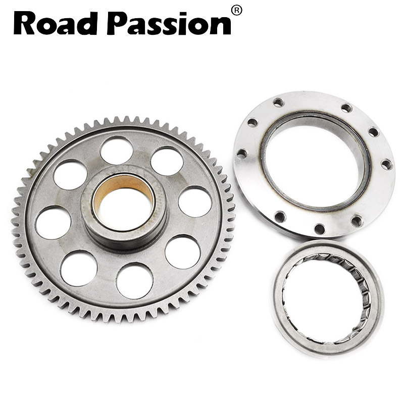 Road Passion Motorcycle One way Starter Clutch Gear Assy Kit For BMW F650 92 96 F650CS