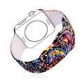 Correa de Reloj de silicona Multicolor Correa Para Applewatch 2/1 38 MM/42 MM Correa de Reloj Correa de Silicona Reloj 2016 cinturón APB2275