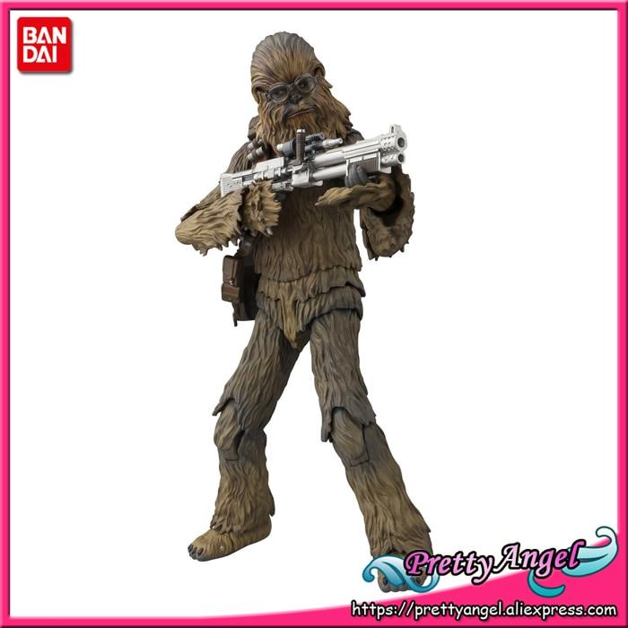PrettyAngel - Genuine Bandai Tamashii Nations S.H. Figuarts Solo: A Story Chewbacca (SOLO) Action Figure сумка solo solo mp002xw1ak39