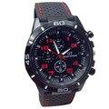 Reloj de cuarzo de Los Hombres Relojes Militares Reloj Deportivo de Silicona de Moda Horas cena trato 2016 dec08