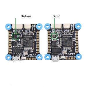Image 4 - Mới F7 Điều Khiển Chuyến Bay Kép Con Quay Hồi Chuyển AIO OSD 5V 8V Bec & Hộp Đen 2 6S cho RC Drone FPV Đua Multicopter VS Succex F7