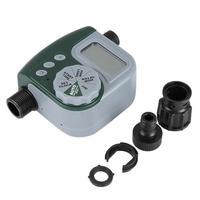 Outdoor Garden Irrigation Controller Solenoid Valve Timer Single Outlet Programmable Hose Faucet Timer Drop Shipping #0705