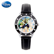 Disney brand children s wrist watch Boy girl The Avengers iron Man Captain America Hulk 30m
