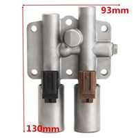 High Quality 1Pcs Transmission Dual Linear Shift Solenoid With Gasket For Acura For Honda 1998 28250