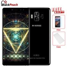 Купить М-лошадь чистый 1 5,7 «HD + 18:9 смартфон MTK6737 4 ядра Android 7,0 3 ГБ + 32 ГБ quad Камера 4380 мАч отпечатков пальцев 4 г мобильного телефона