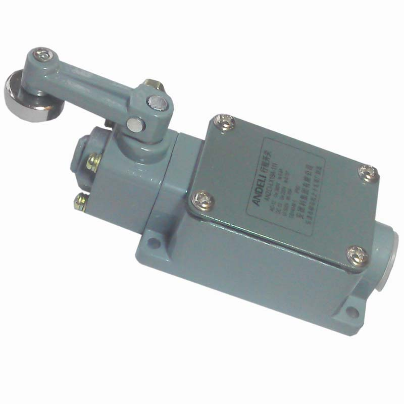 цена на AC 380V 5A High Quality Rotary Limit switch 1 NC 1 NO DC 220V door stop switch