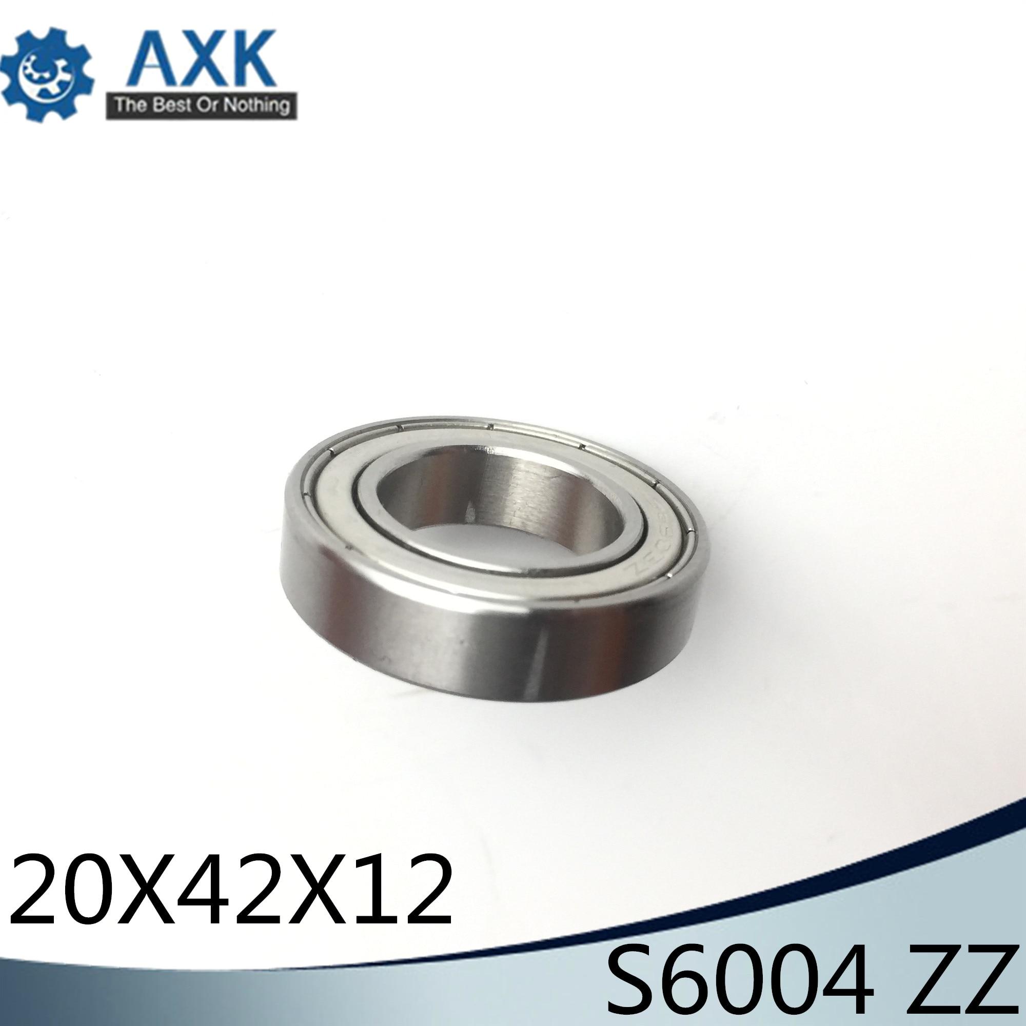 10 6800 Series rodamientos de bolas de acero al carbono blindados de metal con ranura profunda