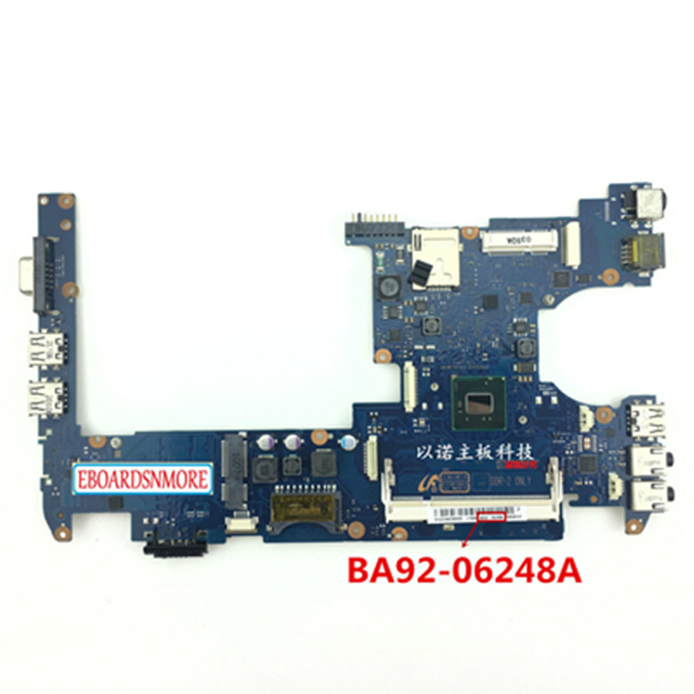 For Samsung NP-N150 N150 BA92-06248A BA92-06248B Motherboard BA41-01184A,SHELI store 60days warranty.