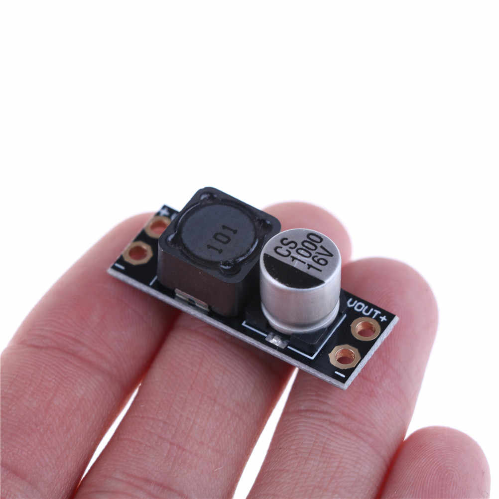 1 Pcs LC Filter (3AMP 2-4 S) FPV Power Filter Kebisingan Eliminator untuk RTF RC Quadcopter