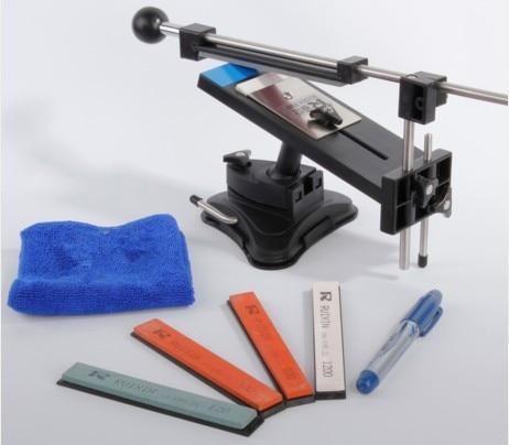 Orignal Ruixin   Knife Sharpener System sharpening stones sharpener knives any sharp on tv as seen sharpen razor store