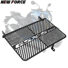 For SUZUKI GSX-S750 GSXS750 2015 2016 2017 2018 Motorcycle Radiator Grille Guard Cover Protector Fuel Tank Protection Net