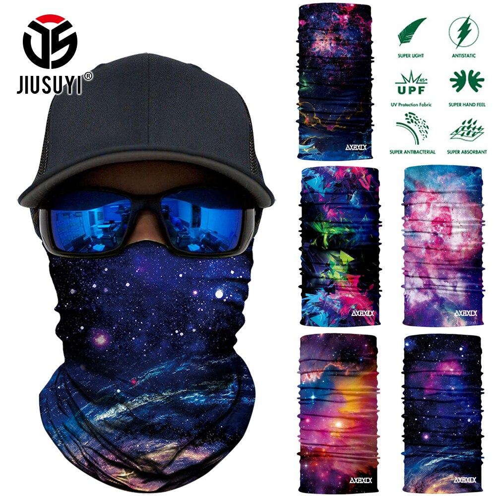 Quick-dry Face Mask Shield Neck Headwear Bandana Outdoor Scarf Anti-UV Green Hats & Headwear Fishing