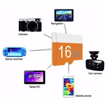 For samsung sony tablet micro sd card Class10 16G/32G/64gb Microsd card 4GB 8GB memroy stick class 6 card OEM new memory card