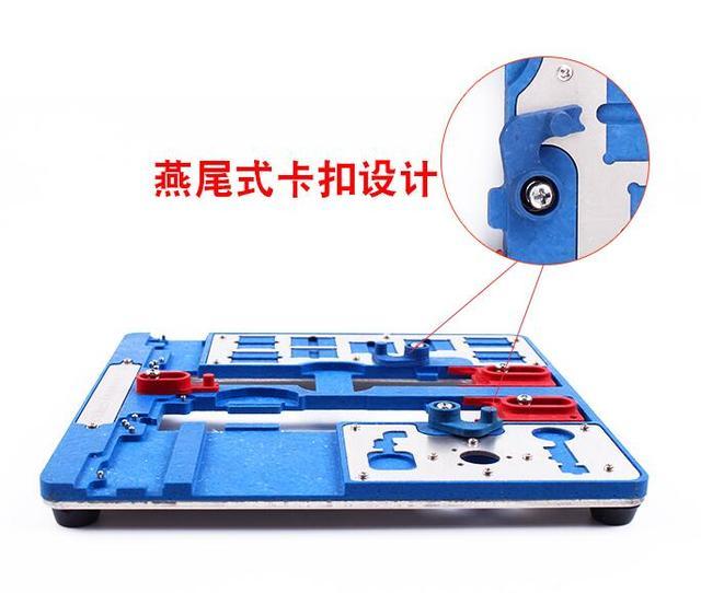 PCB soporte para placa base de A22 + para iPhone 5S/6G/5 P/6 6 S/6SP/7/7/P/8/8 P Micro estación de reparación de soldadura de herramienta