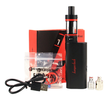 Original Kanger Subox Mini Starter Kit OCC RBA Coil 50W Subtank Mini KBOX Variable Wattage Box Mods Electronic Cigarettes