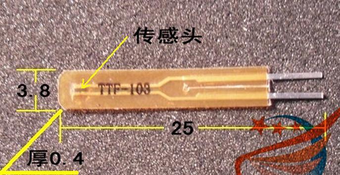 Very small Thermistor Temperature Sensor TTF-103 New