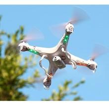 RC Мультикоптер Drone X5C 0.3 и 20 Мега Пикселей Камера 2.4 Г 6-осевой Самолет Игрушки 360 Eversion Вертолет Беспилотный Привело Свет Летящего Самолета
