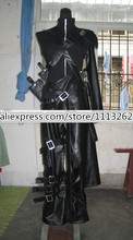 Final Fantasy VII Cloud Cotton Cosplay Costume final fantasy 7 cloud strife cosplay costume set with bag