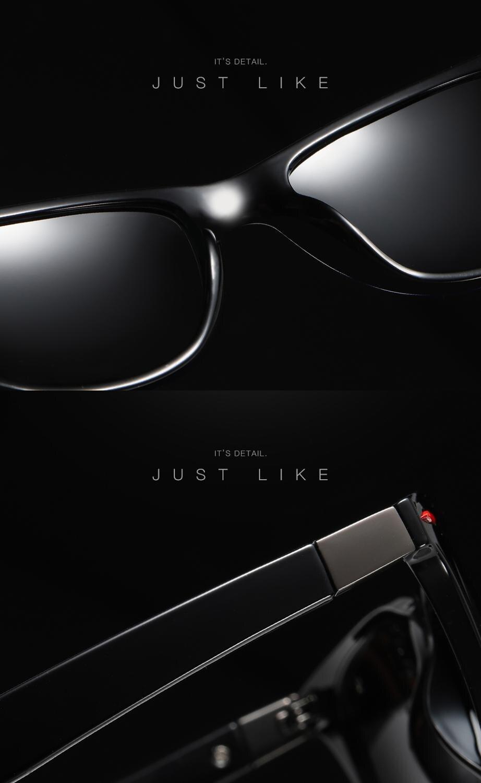 Polarized Sunglasses Men Women Vintage Sun Glasses Photochromic Discolor Sunglasses Driving 13 Colors 6