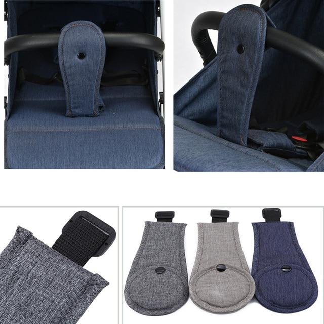 בייבי עגלת אבזר בטיחות רכב Pram רצועת כיסא באגי לרתום עגלת מול חגורת אנטי להחליק עגלת אבזרים