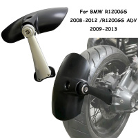 For BMW R 1200 GS R1200 GS 2008 2012 R1200GS ADV 2009 2013 Motorcycle Fender Tire Mudguard Hugger Wheel Extension