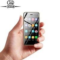 3,5 дюймов сенсорный маленький мини мобильный телефон 4 г смартфон android 8,1 телефоны четырехъядерный телефон разблокировка Dual SIM телефон UU