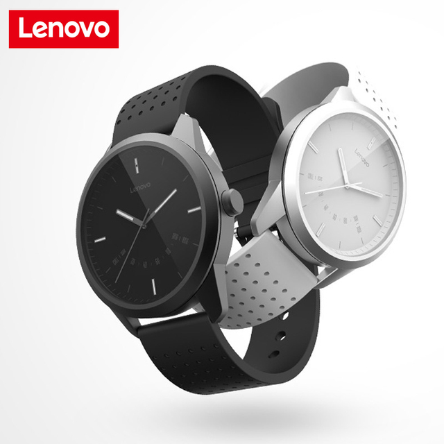 New Lenovo Watch 9 Smart Watch Fitness 50ATM Waterproof Intelligent alignment time movement step gauge Phone Calls Reminding