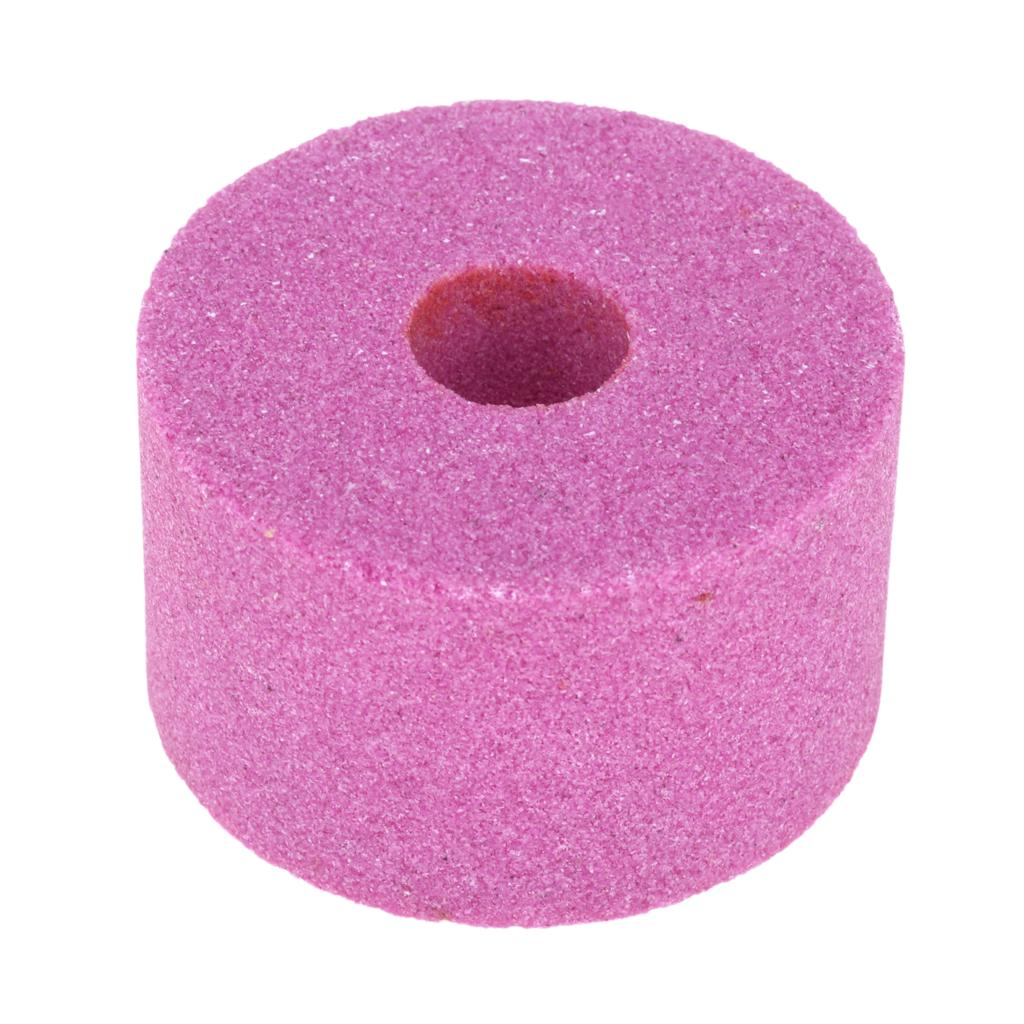 2.4-Inch Cylinder Grinding Wheels Aluminum Oxide A 60 Grits Surface Grinding
